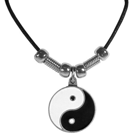 Earth Spirit Necklace - Yin Yang ()