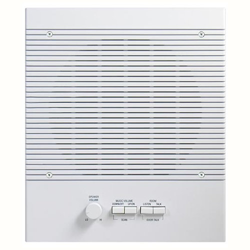 Linear M DMC Large Intercom Patio Station, 4-Wire Retrofi...
