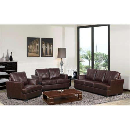 beverly fine furniture deliah minimalist bonded leather living room