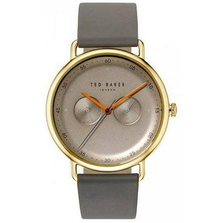 Men's Ted Baker George Multifunction Gold Steel Case Watch TE50520006 ()