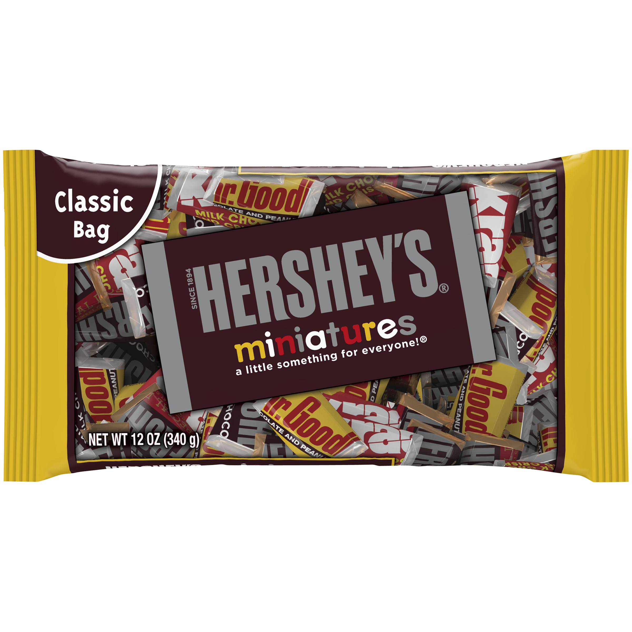 HERSHEY'S Miniatures Assortment, 13 oz