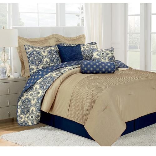 MYTEX LLC Patina 10-piece Comforter Set