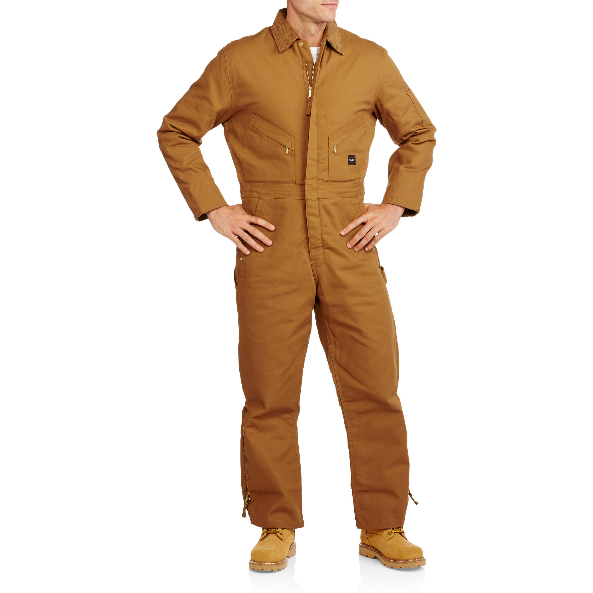 Big Men's Insulated 12 oz 100% Cotton Duck Coverall