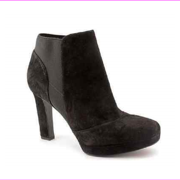 Via Spiga Tocarra Womens Suede Fashion Ankle Boots Size 11 M