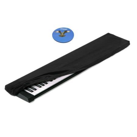 hqrp elastic dust cover w bag for yamaha ypt 230 ypt230. Black Bedroom Furniture Sets. Home Design Ideas