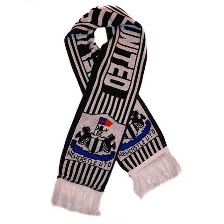 Premiership Soccer Usa Fan Scarf - Newcastle United Soccer Fan Scarf