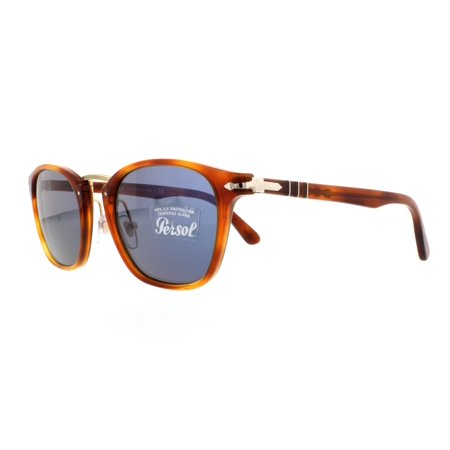 PERSOL Sunglasses PO 3110S 96/56 Havana 51MM