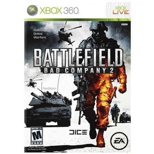 Battlefield: Bad Company 2 (Xbox 360) - Pre-Owned