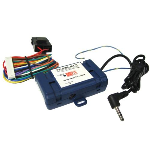 Pie Pfswijack Steering Wheel Control Interface For Alpine, Clarion, Jvc, And Kenwood Radios