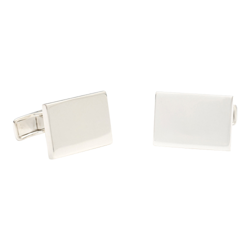 Men's Ravi Ratan Infinity Edge Rectangular Cufflinks
