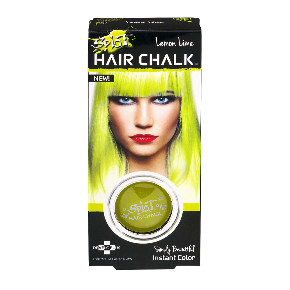 Splat Hair Chalk Sugar Plum 35 G Walmart