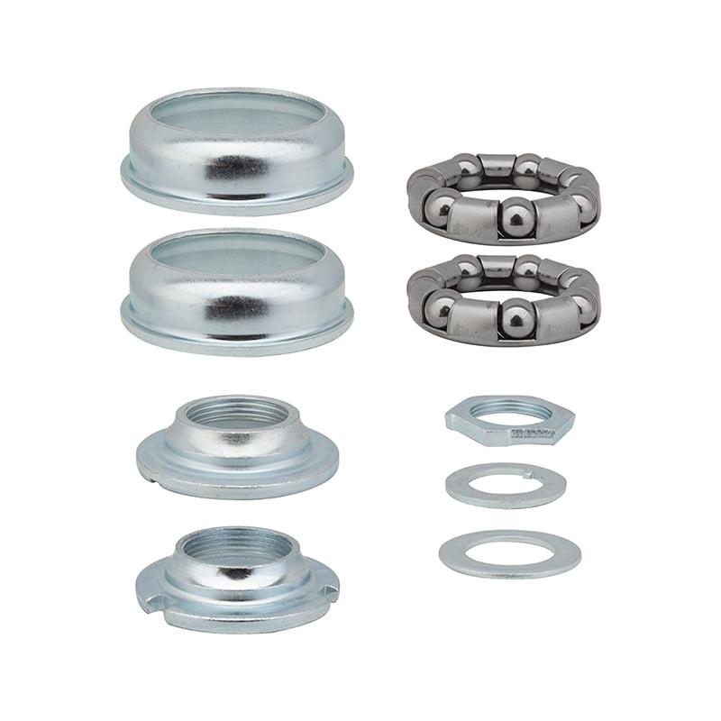Sunlite Bottom Bracket Cup Set for 3-Piece Cranksets 68//73mm