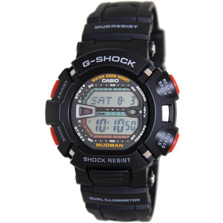 Casio Mens G-Shock Mudman Watch G9000-1V