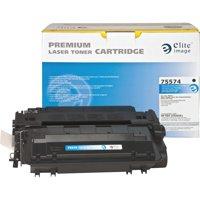 Elite Image Remanufactured Toner Cartridge - Alternative for HP 55X (CE255X), 1 Each (Quantity)