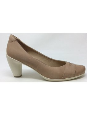 a9ffba685073 Product Image ECCO Womens Sculptured 65 Penny Pump Earth Brown Leather 42  EU   11-11.5 US