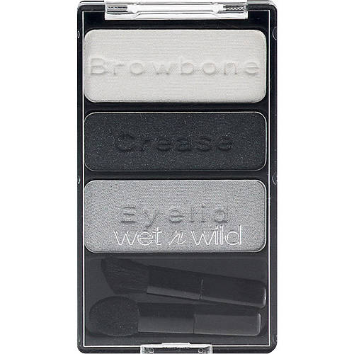 Wet n Wild Color Icon Eye Shadow Trio, 385B Don't Steal My Thunder, 0.12 oz