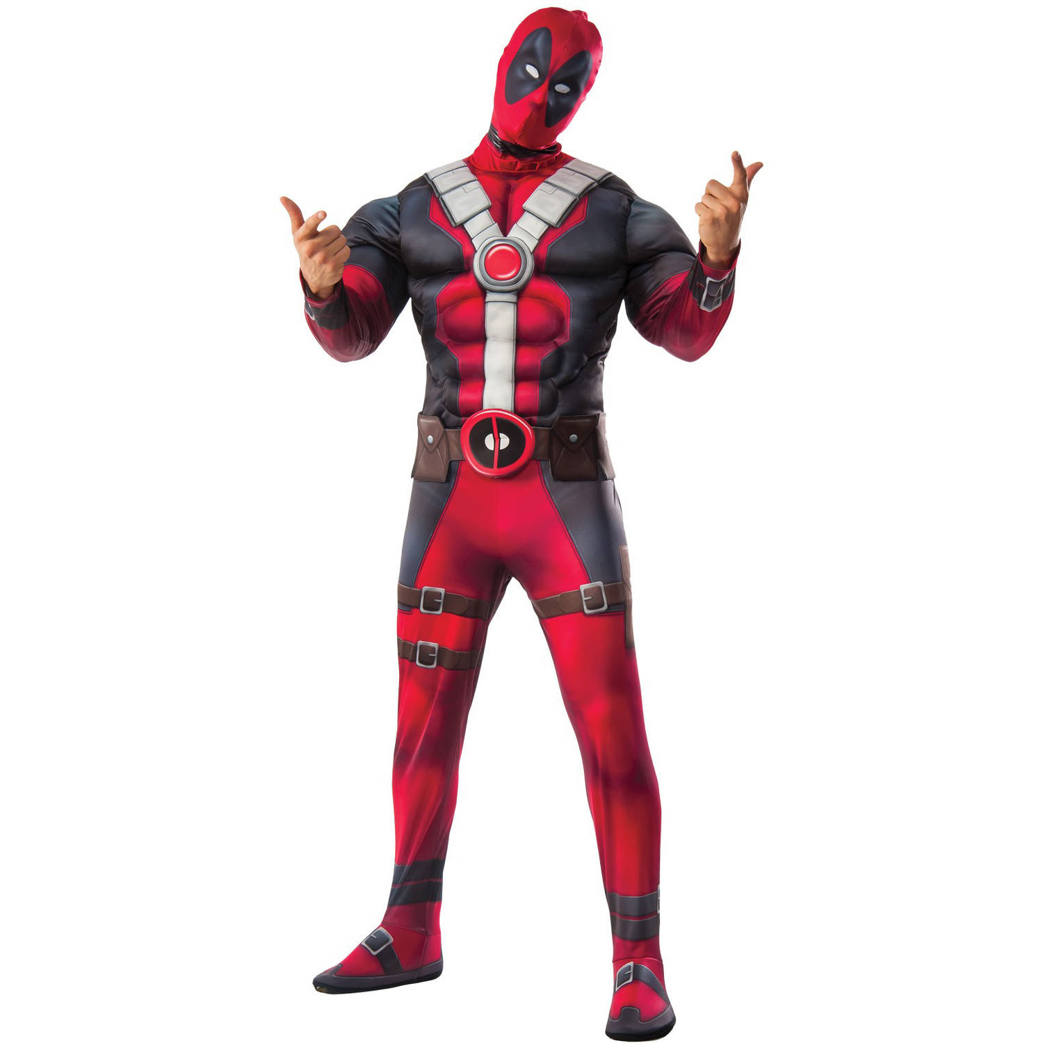 Deadpool Movie Deluxe Men's Adult Halloween Costume