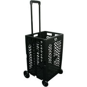 Olympia Tools Pack-N-Roll Mesh Rolling Cart, Model 85-404