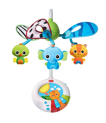 Tiny Love Dual Motion Developmental Mobile, Multiple Colors by juvenile