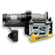 Superwinch 1220210 1HP Electric Winch, 12VDC