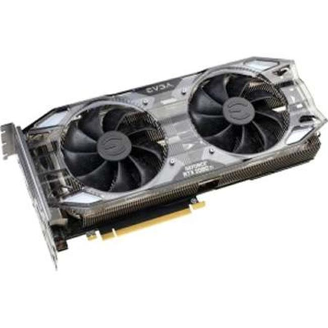 EVGA 11G-P4-2383-KR Ge Force RTX 2080 Ti XC ULTRA PCIe 3.0 Graphics Card, 11GB GDDR6 - image 1 of 1