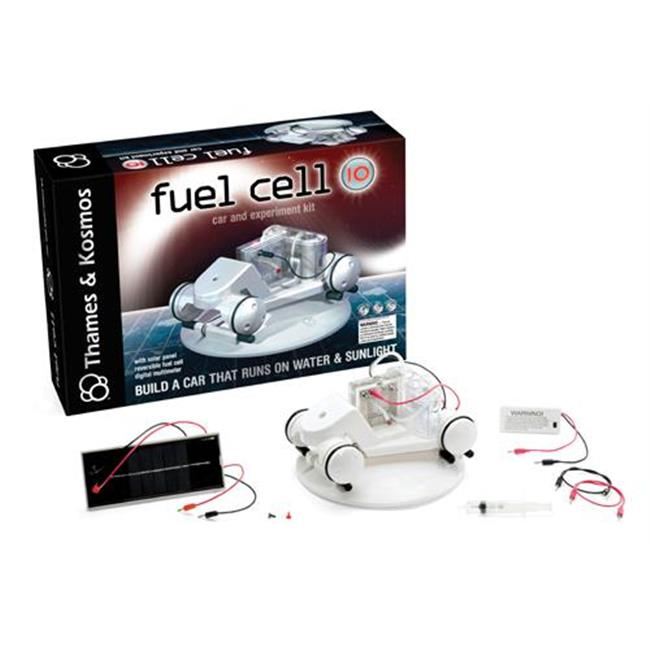 Olympia Sports 16692 Fuel Cell Car & Experiment Kit