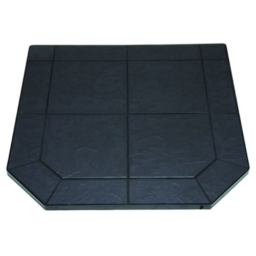"Volcanic Sand Stove Board, Double Cut, 48"" x 48"""
