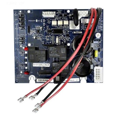 Hayward GLX-PCB-TROL-RJ Main PCB