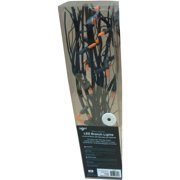 Halloween Led Lighted Branch-orange Tree