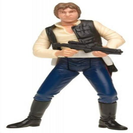 Star Wars: Power of the Jedi Han Solo (Death Star Escape) Action - Diy Han Solo Belt