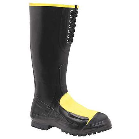 Lacrosse Size 7 Steel Toe Rubber Boots, Men