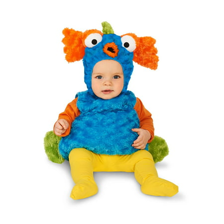 Rainbow Fish Infant Costume (Bubble Guppies Molly Costume)