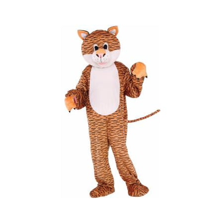 CHILD MASCOT - TIGER - LARGE