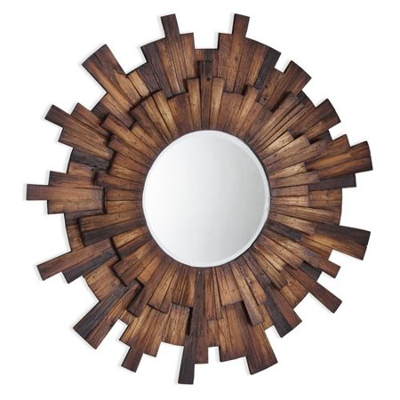 Bloomsbury Market Palm Estates Accent Mirror