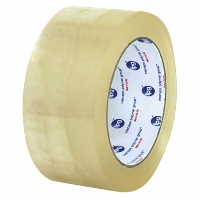 Ipg N8249 Rubber Carton Sealing Tape - Natural