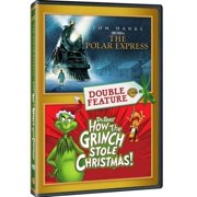 The Polar Express   Dr. Seuss' How The Grinch Stole Christmas by WARNER HOME VIDEO