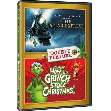The Polar Express   Dr  Seuss How The Grinch Stole Christmas