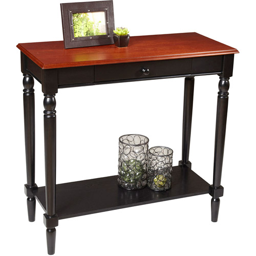 Convenience Concepts French Country Hall Table, Multiple Finishes
