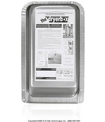 Dryerbox DB350 Dryerbox for a 2x4 Wall