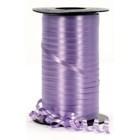 Lavender Curling Ribbon - Lilac Balloon Ribbon - 500 -
