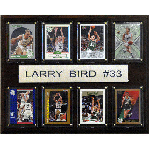 C & I Collectibles NBA 8 Card Plaque