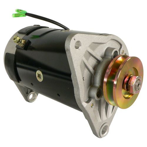 DB GHI0004 New Starter Generator For Yamaha G1 Golf Cart 1978 1979 1980 1981 1982 1983 1984 1985 1986 1987 1988 78 79 80 81 82 83 84 85 86 87 88, J10-81100-10-00 Gsb107-02 J10-81100-10-00