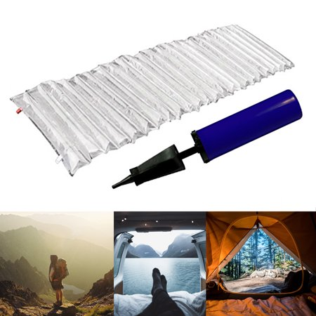 Self Inflating Air Mattress Outdoor Camping Tent Sleeping Bed Hiking Pad W/ - Inflatable Self Inflating Sleeping Pad