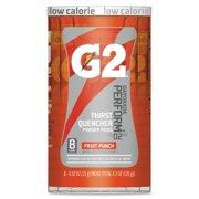 Gatorade G2 Single Serve Powder QKR13168