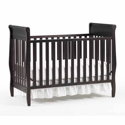 Graco Sarah Classic 4-in-1 Convertible Fixed-Side Crib, Choose Your Finish