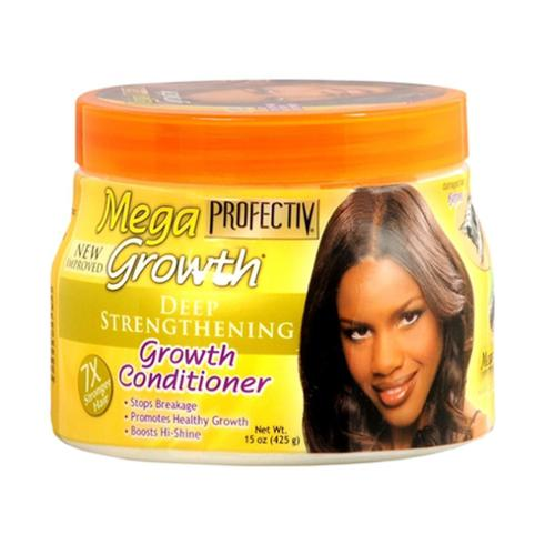Profectiv Mega Growth Deep Strengthening Growth Conditioner 15 oz (Pack of 2)