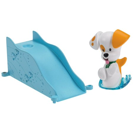 Fisher-Price Nickelodeon Bubble Guppies Bubble Puppy, Take your favorite Bubble Guppies on an adventure By FisherPrice Ship from - Rainbow Fishes