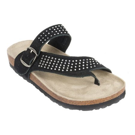 White Mountain Coaster Thong Sandal (Women's)
