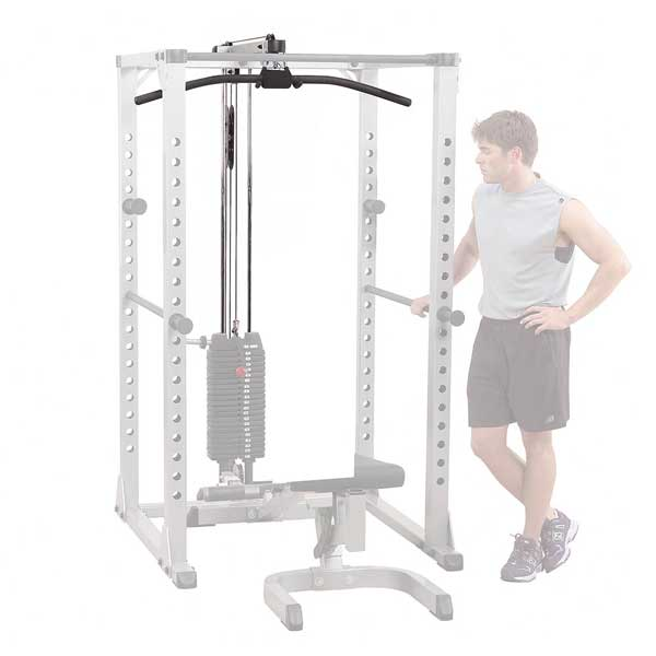 Body Solid - Lat Attachment for Pro Power Rack