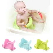 Baby Bath Seat Baby Bath Tub Ring Seat Infant Child Toddler Kids ...